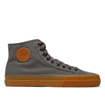 Center Hi Gum Sole in Grey - refresh_pgp view.