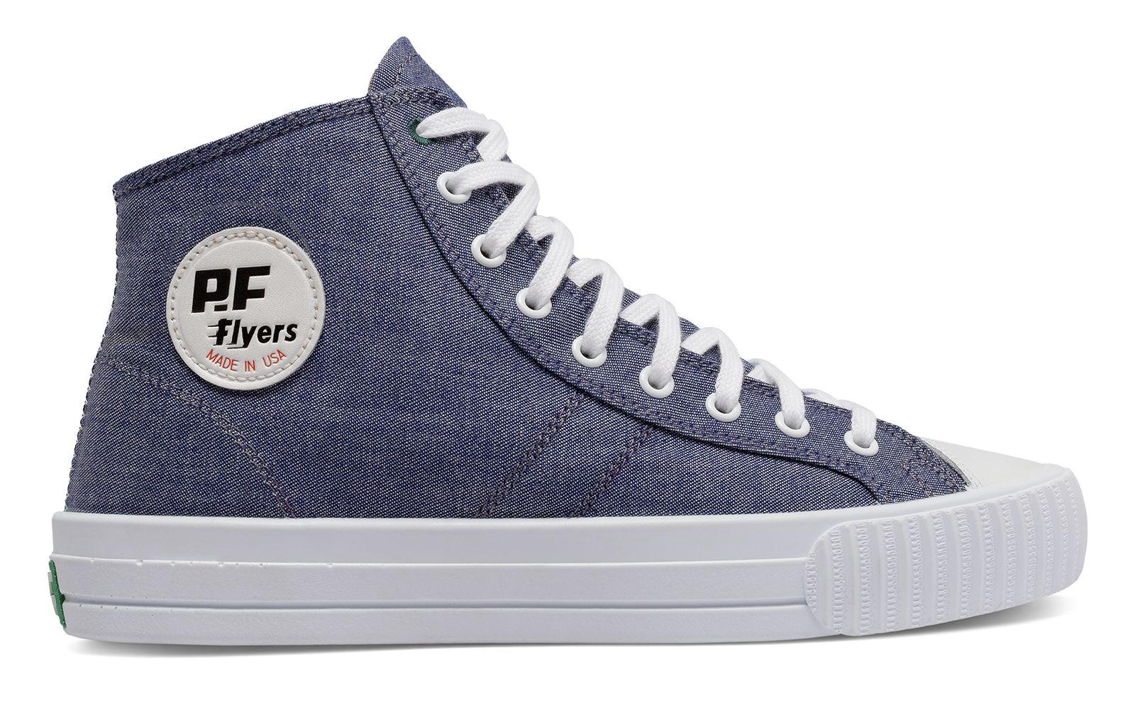 Gitman Vintage Made in USA Center Hi Shoes