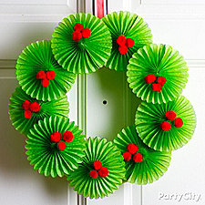 One-of-a-Kind DIY Christmas Wreath Ideas