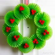 One-of-a-Kind DIY Christmas Wreath Ideas