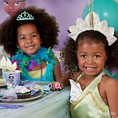 Princess and the Frog Party Dress-Up Ideas