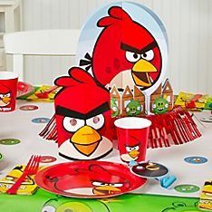 Angry Birds Party Decorating Ideas
