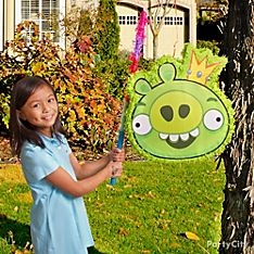 Angry Birds Party Game & Activity Ideas