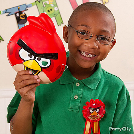 Angry Birds Party Ideas: Costume & Dress-Up