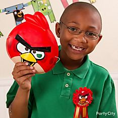 Angry Birds Party Costume & Dress-Up Ideas