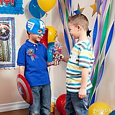 Avengers Party Favor Ideas