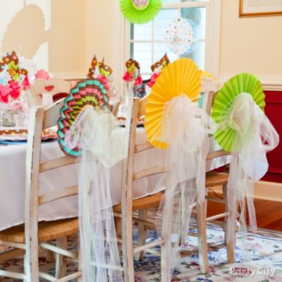 baby shower table decorations favors ideas
