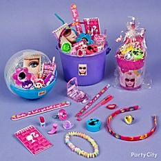 Barbie Party Favor Ideas