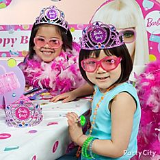 Barbie Party Dress-Up Ideas