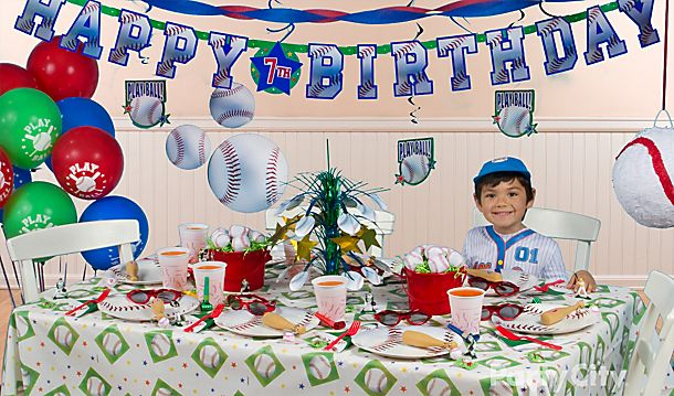 Baseball Party Ideas!