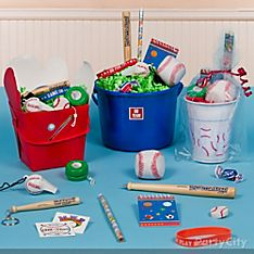 Baseball Party Favor Ideas