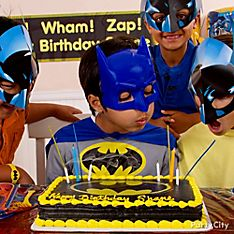 Batman Party Food Ideas