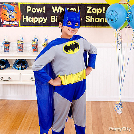 Batman Party Ideas: Costumes & Dress-Up