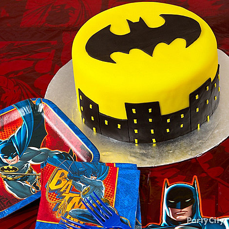 Batman Party Ideas: Food