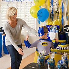 Batman Party Dress-Up Ideas