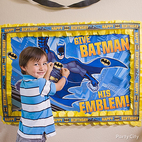 Batman Party Ideas: Games & Activities