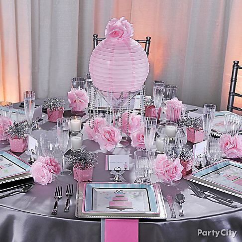 Bridal Shower Decoration Ideas Romantic Decoration