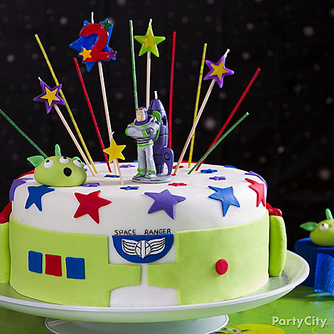 Toy Story Party Ideas: Food