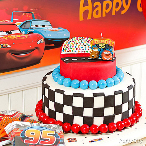 Cars Party Ideas: Food