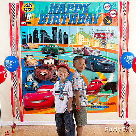 Cars Party Ideas: Costumes  DressUp