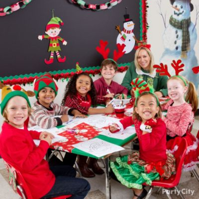 party city christmas decoration ideas