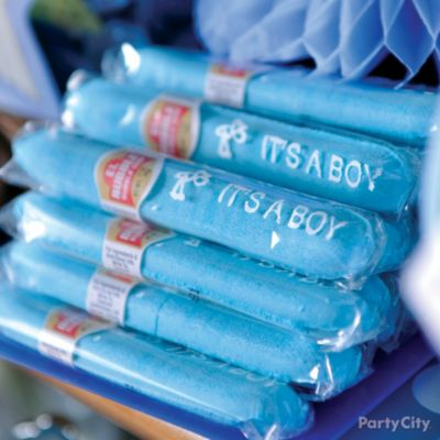 Baby Shower Candy Buffet Ideas - Party City