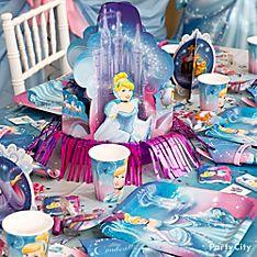 Cinderella Party Decoration Ideas