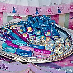 Cinderella Party Favor Ideas