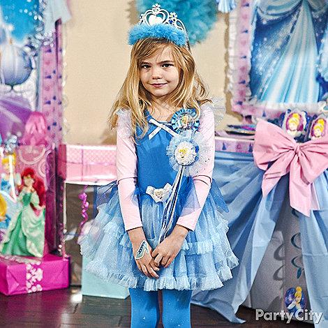 Cinderella Ideas: Dress Up