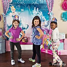 Cinderella Party Dress-Up Ideas