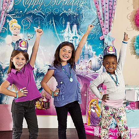 Cinderella Party Ideas: Dress Up