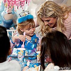 Cinderella Party Cake Ideas