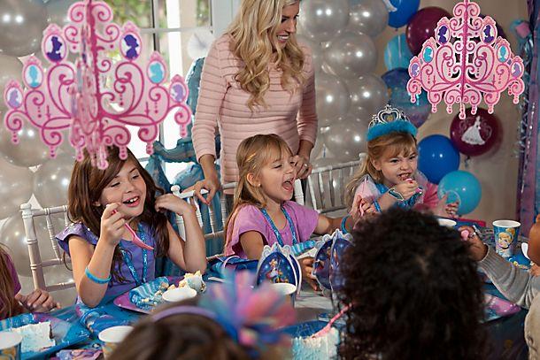 Cinderella Party Ideas!