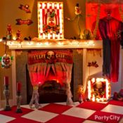 Creepy Carnival Party Ideas