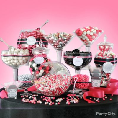 Candy Buffet Ideas: 10 Sweet Ideas for a Fabulous Candy Buffet ...