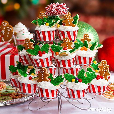 Christmas desserts and treat ideas ginberbread houses - Ideas para postres de navidad ...