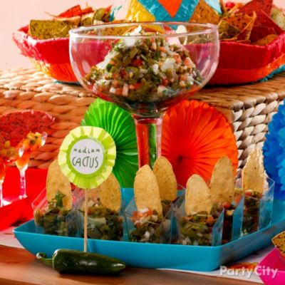 Cinco de mayo food and drink ideas party city