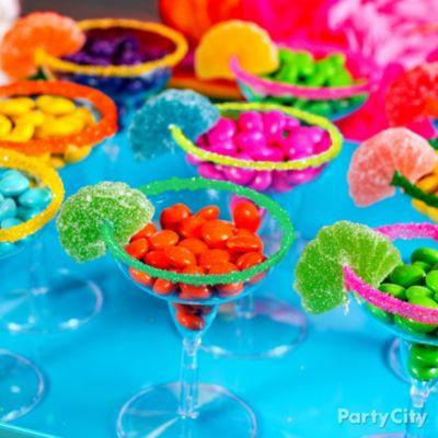 Candy Margarita Favors