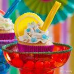 Mexican Fiesta Margarita Cupcakes Recipe