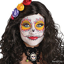 Day of the Dead Makeup How-To