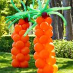 Balloon Column Palm Tree How-To