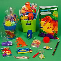 Prehistoric Dinosaurs Party Favor Ideas