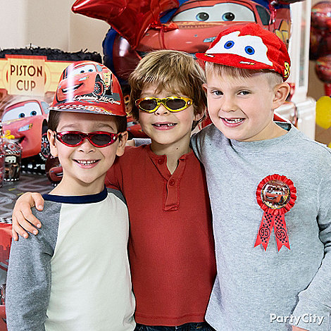 Cars Party Ideas: Costumes & Dress-Up