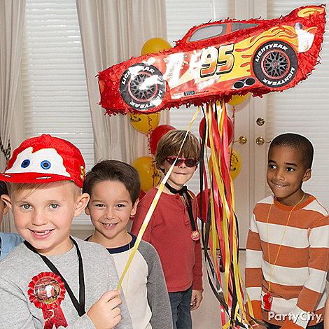 Cars Party Ideas: Games & Activities