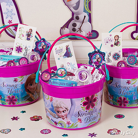 Frozen Party Ideas Party City