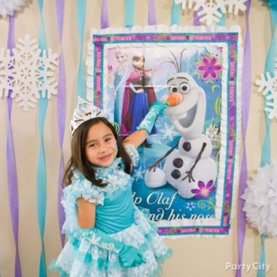 Disney Frozen Birthday Party City Image Inspiration of Cake and