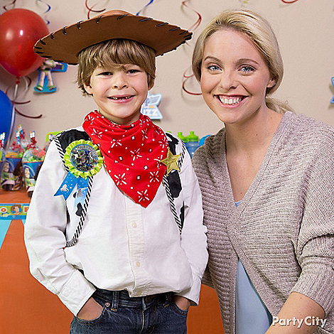 Toy Story Party Ideas: Costumes & Dress-Up