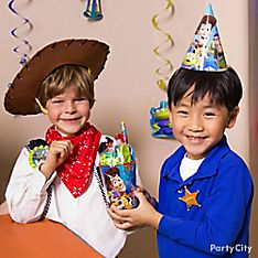 Toy Story Party Favor Ideas