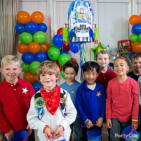 Toy Story Party Ideas: Games & Activities