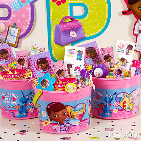 How To Make A Doc Mcstuffins Bag Cake